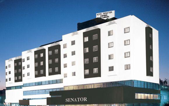 El Hotel Senator Condes le abre sus puertas
