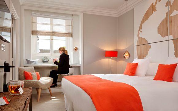 Clarance Hotel 5*