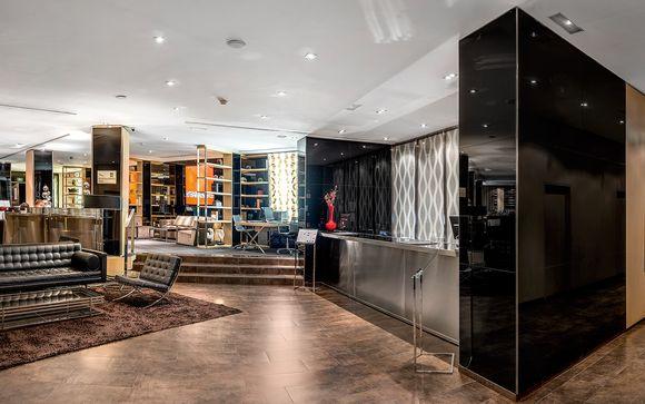El Hotel Eurostars Monte Real 4* le abre sus puertas