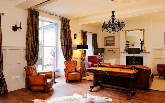 Reino Unido Edimburgo - Brooks Hotel Edinburgh desde 51,00 €
