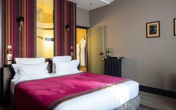 Regent's Garden Hotel 4*
