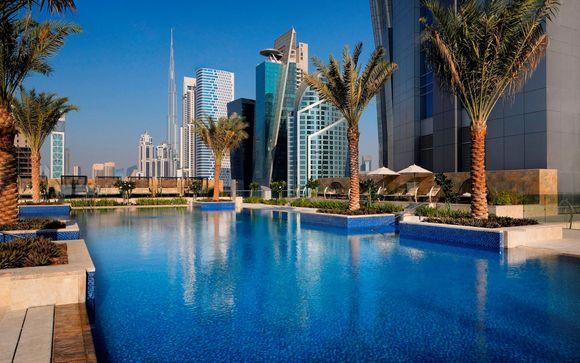 Combinado JW Marriott 5* y Lapita Dubai Park & Resort 4*