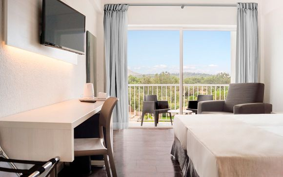 Hotel Panoramic Alcudia 4*