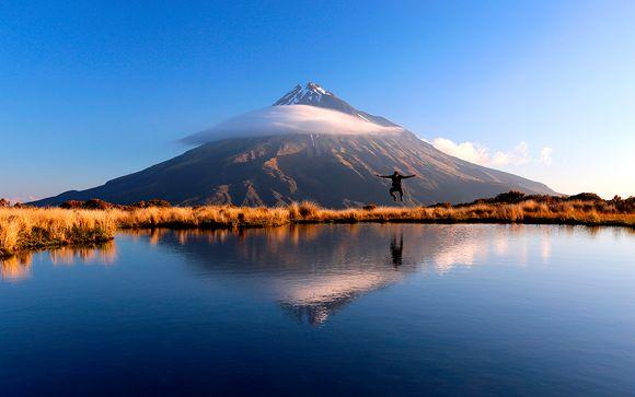Camino de cuentos por Nueva Zelanda