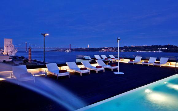 Portugal Lisboa Altis Belem Hotel Spa 5* desde 345,00 €