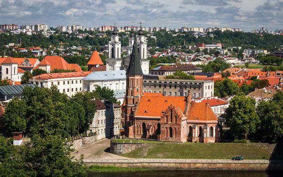 Itinerario 8 noche de Estocolmo a Kaunas