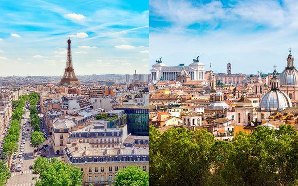París y Roma en 4*