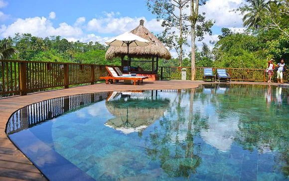 Nandini Bali Jungle Resort & Spa Ubud 4*