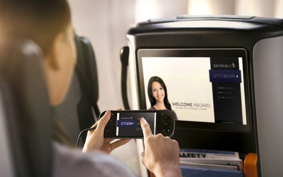 Ventajas de la Turista Premium de Singapore Airlines