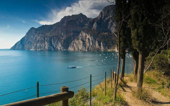 El Lago di Garda te espera