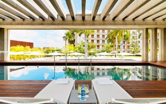 España Santa Cruz de Tenerife - Iberostar Grand Hotel Mencey 5* desde 219,00 €