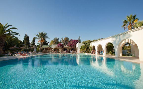 Verano en Túnez con Seabel Alhambra Beach Golf & Spa 4*
