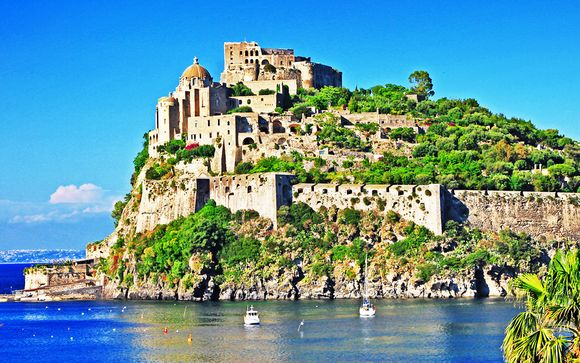 Nápoles e Ischia te esperan