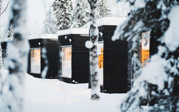 Arctic Circle Wilderness Lodge 3*