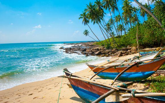 Circuito por Sri Lanka y Amaya Beach Passikudah 5*