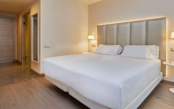 Hotel Hesperia A Coruña 4*