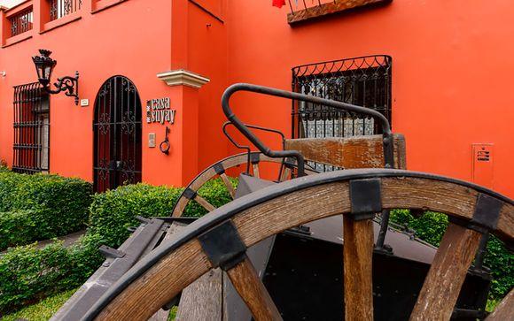 Descubre Perú A Tu Aire Lima Hasta 70 Voyage Privé