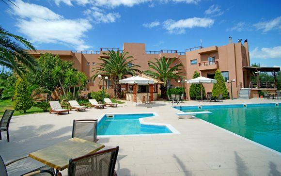 Apollo Resort Art Hotel 4*