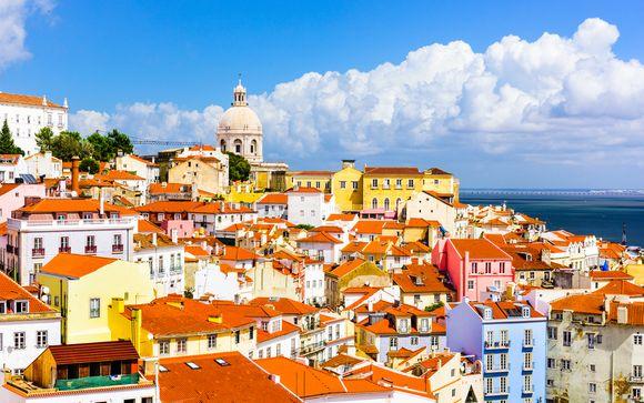 Merecida escapada a la mágica Lisboa