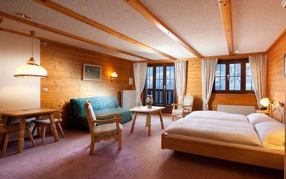 Hotel Aux Milles Etoiles