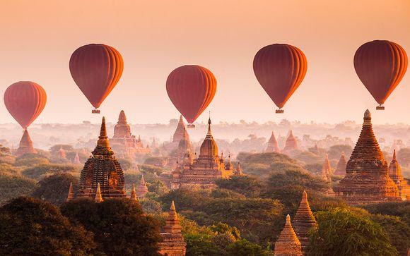 El gran viaje del Sudeste Asiático