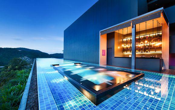 Nook Dee Kata Beach Resort 4* con Voyage Prive en Phuket Tailandia