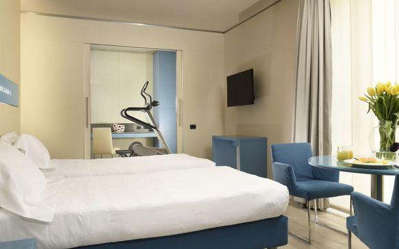 UNAHOTELS Bologna Centro 4*