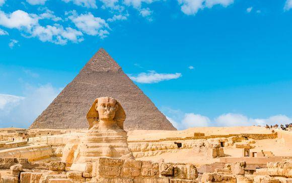 Tierra de faraones con Cairo Sheraton 5*