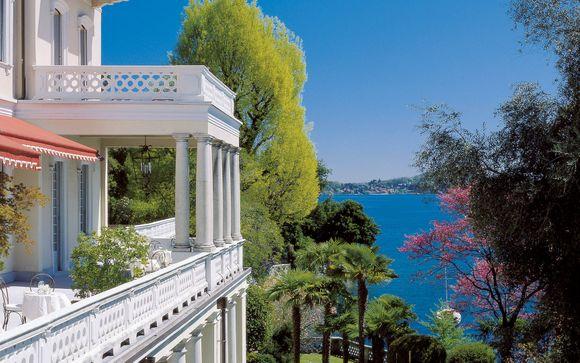 Grand Hotel Majestic Lago Maggiore 4*