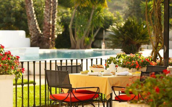Portugal Alentejo - Pateo Dos Solares Charm Hotel 4* desde 60,00 €