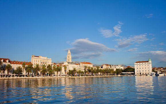 Itinerario del crucero - Salidas desde Split