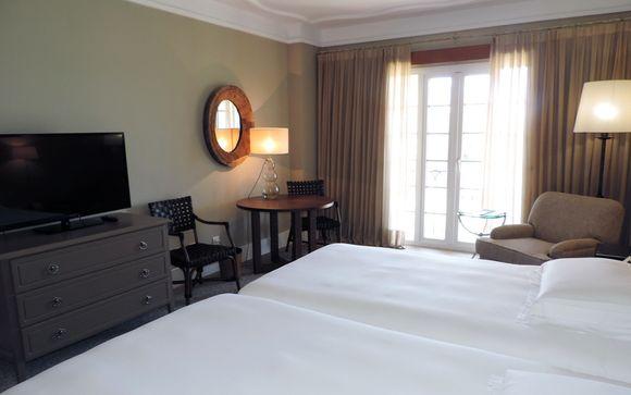 El Hotel Príncipe Felipe de La Manga Club le abre sus puertas