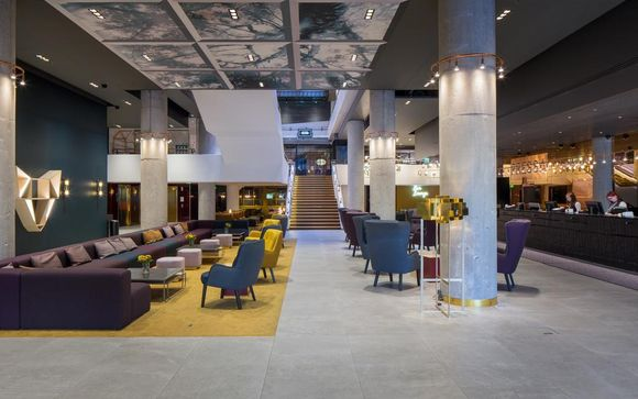 Sokos Hotel Presidentti 4* o similar
