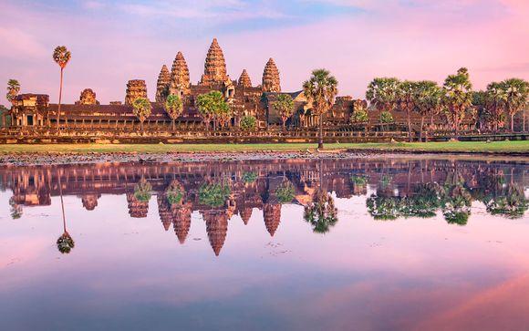 Tailandia Bangkok - Bangkok, Camboya y Phuket desde 2.055,00 ? con Voyage Prive en Bangkok Tailandia