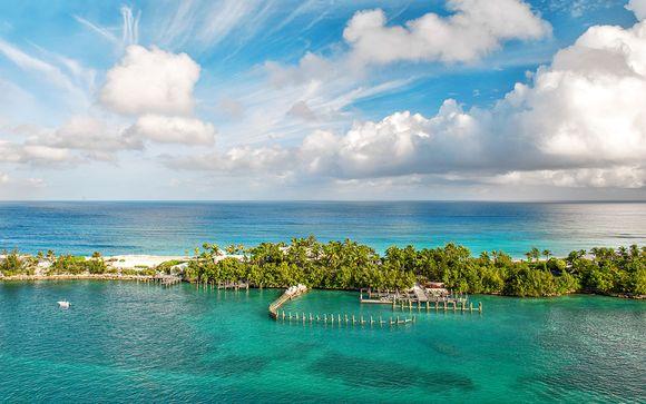Extensión con crucero opcional a Bahamas (opción 2)