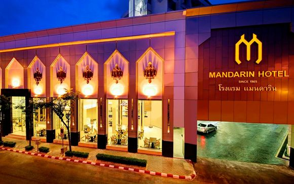 Mandarin Hotel by Centre Point 4*