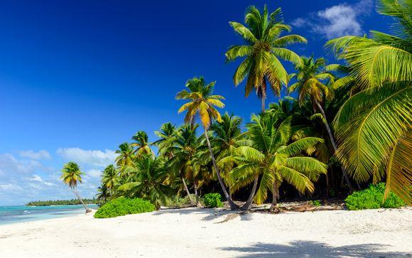 Nueva York y Punta Cana te esperan