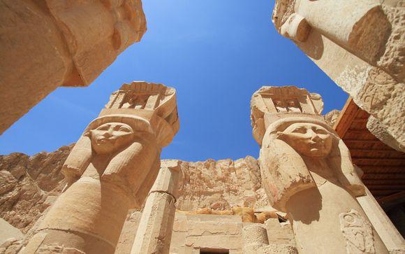 Maravillas de Egipto con Mar Rojo