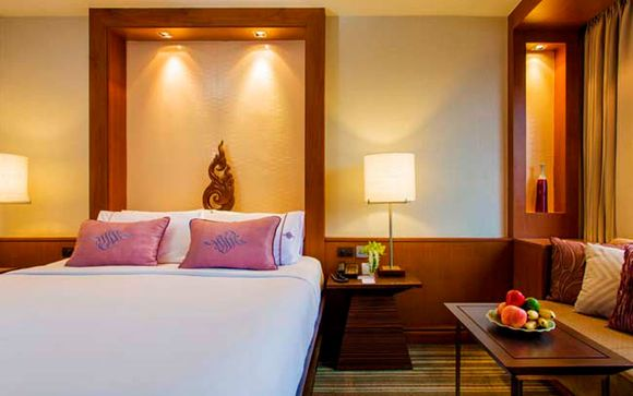 The Sukosol Hotel 5* (opción 2, preextensión)