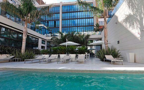 El Hotel Hotel Indigo Barcelona - Catalunya Plaza le abre sus puertas