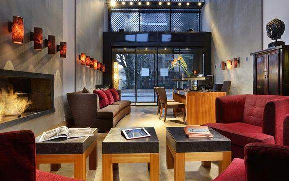Italia Milán - Milan Suite Hotel 4* desde 82,00 €