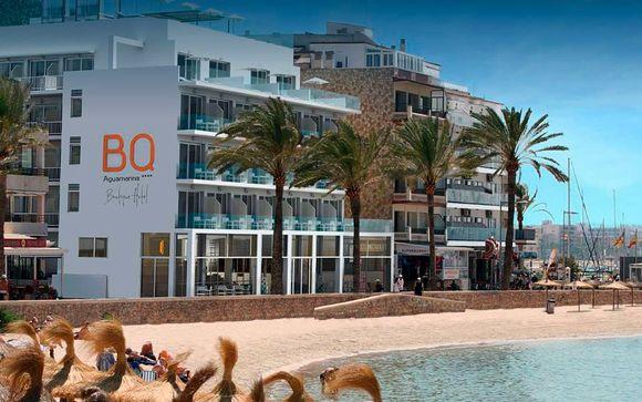 BQ Aguamarina Boutique Hotel le abre sus puertas