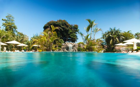 Hotel Botánico & The Oriental Spa Garden 5*