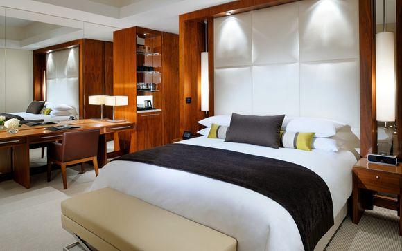 El Hotel JW Marriott Marquis le abre sus puertas