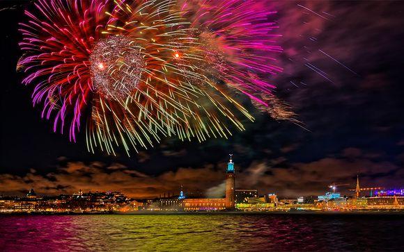 Noruega Oslo - Especial Año Nuevo en Oslo y Estocolmo desde 609,00 €