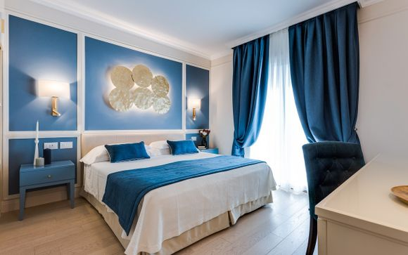 Madrigale Panoramic & Lifestyle Hotel 4*
