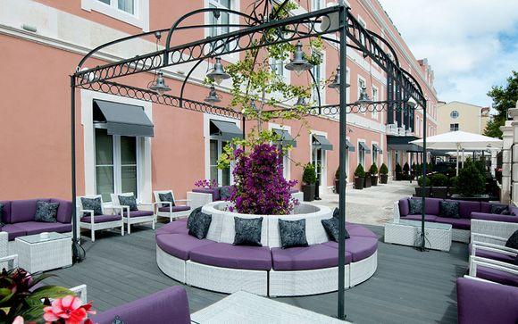 Portugal Caldas de Rainha - SANA Silver Coast Hotel 4* desde 100,00 €