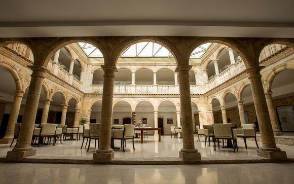 España Cuenca Palacio del Infante Don Juan Manuel Hotel Spa 4* desde 120,00 €