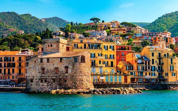 Costa Ligur y Toscana
