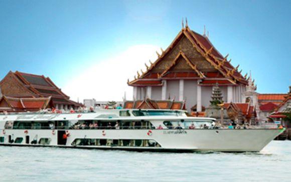 ¡Completa tu estancia en Chiang Mai!